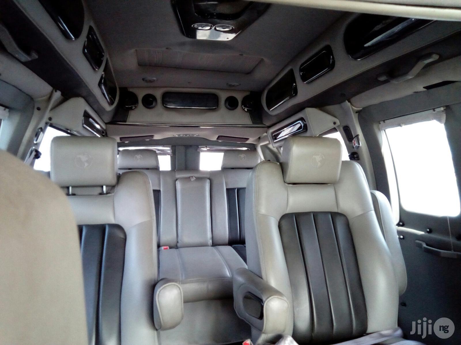 GMC Savana 2015 White | Cars for sale in Lagos State, Nigeria