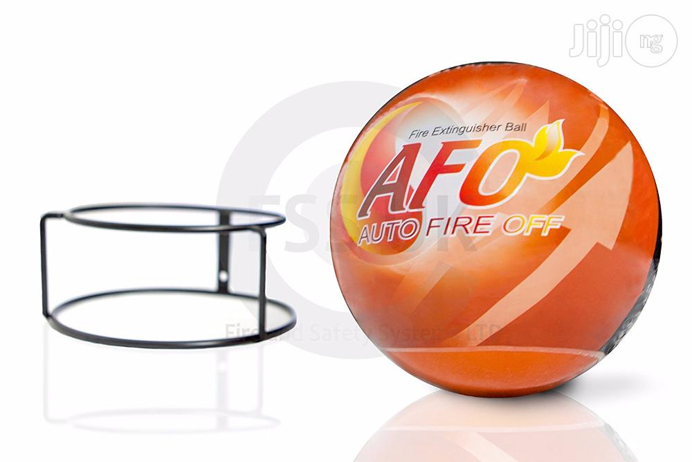 Prevent Fire Outbreak With AFO (Auto Fire Extinguisher), In Stock