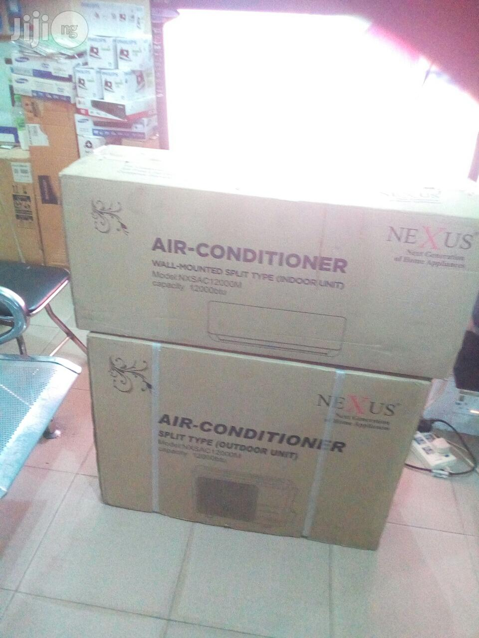 Nexus A/C 1.5HP With Kit | Home Appliances for sale in Gwagwalada, Abuja (FCT) State, Nigeria