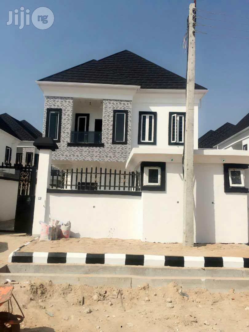 5 Bedroom Fully Detached Duplex With A BQ For Sale