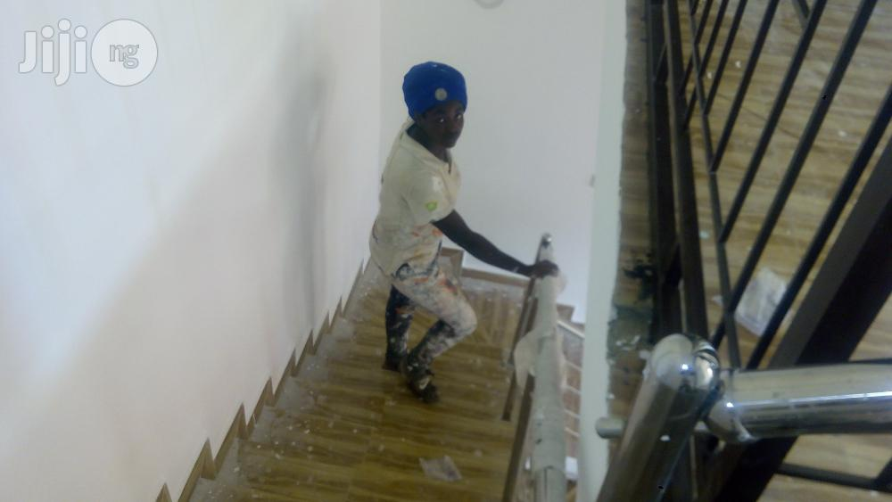 House Painter In Professional | Building & Trades Services for sale in Ikeja, Lagos State, Nigeria