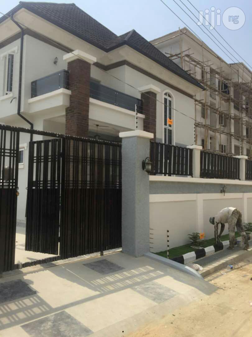 5 Bedroom Detached Duplex With a BQ for Sale Chevy View Estate LEKKI