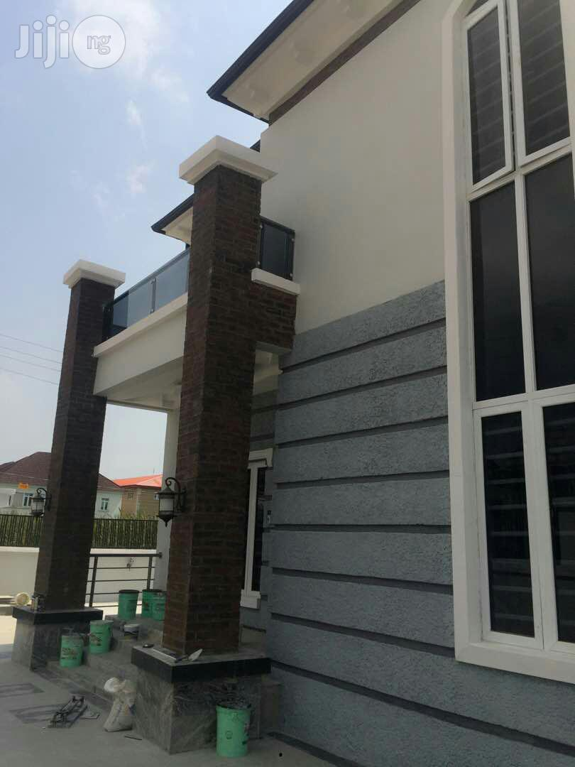 5 Bedroom Detached Duplex With a BQ for Sale Chevy View Estate LEKKI | Houses & Apartments For Sale for sale in Lekki, Lagos State, Nigeria