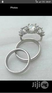 Stainless Steel Sliver Wedding Rings | Wedding Wear for sale in Lagos State, Lagos Island