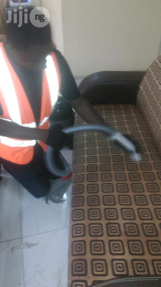 Detail Upholstery Cleaning Service   Cleaning Services for sale in Ilupeju, Lagos State, Nigeria