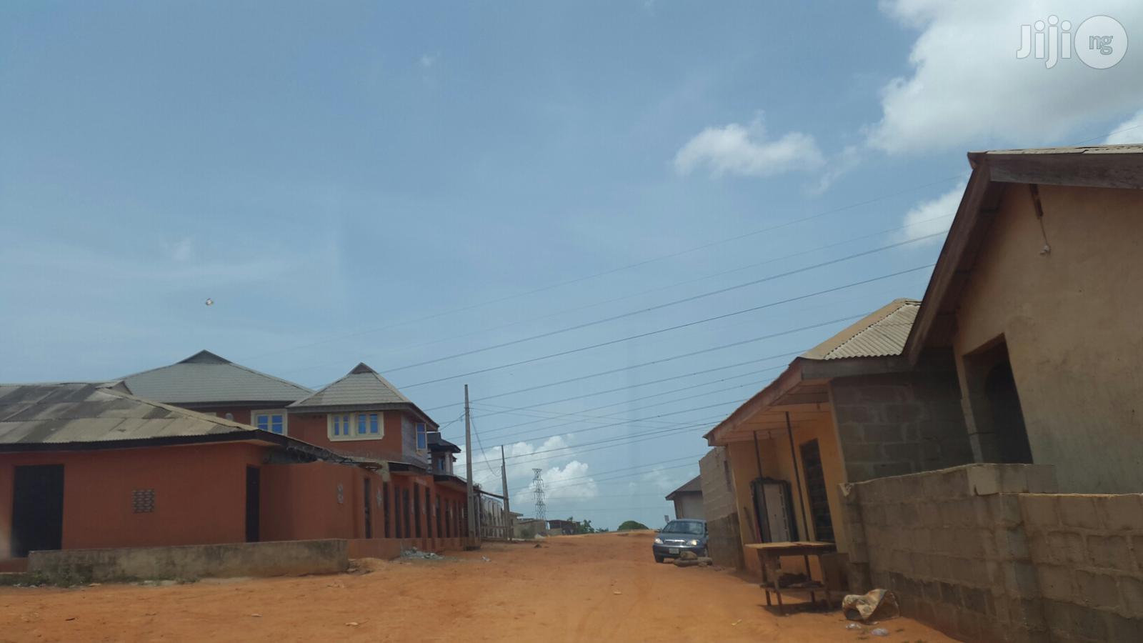 4 Bedroom Bungalow In Gbagidan Estate By Ijede Ikorodu For Sale   Houses & Apartments For Sale for sale in Ikorodu, Lagos State, Nigeria