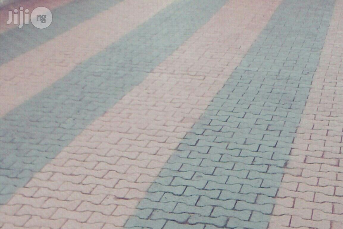 Bake Your Old Interlocking Paving Stones to Look Glossing ,Glitering | Building Materials for sale in Lekki Phase 2, Lagos State, Nigeria
