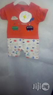 Baby Starter Unisex Romper | Children's Clothing for sale in Lagos State, Ikeja