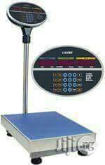 Digital Scale Camry Round Face 150kg   Store Equipment for sale in Lagos State, Ojo
