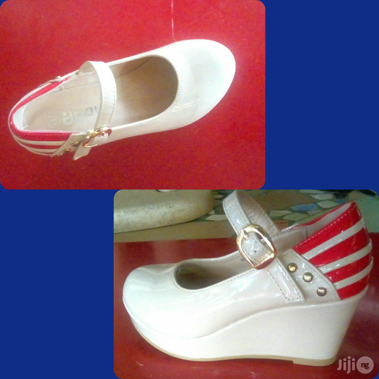 Girl's Wedge Shoes | Children's Shoes for sale in Ikotun/Igando, Lagos State, Nigeria