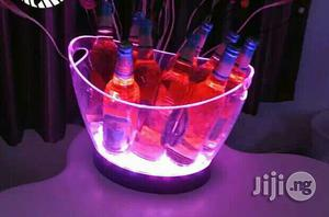 LED Light Champagne Bucket | Home Accessories for sale in Lagos State, Lagos Island (Eko)