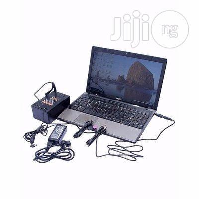 Laptop And Printer Power Bank - 19V - 60000mah - Black