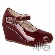 Girl's Patent Wedge Shoe -1/33 | Children's Shoes for sale in Lagos State, Surulere