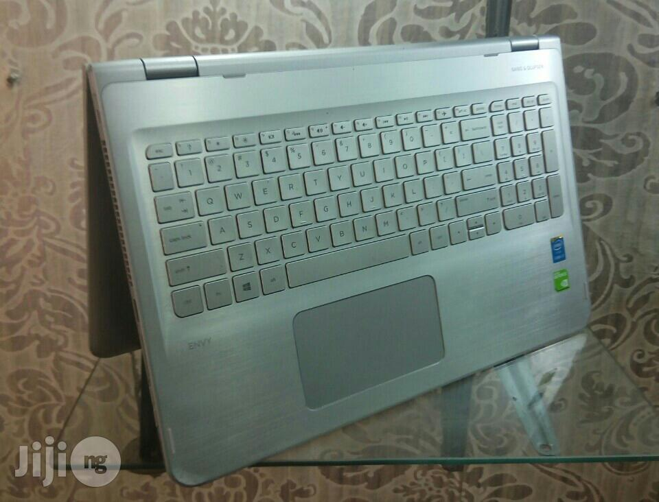 Laptop HP Envy X360 8GB Intel Core I7 HDD 1T | Laptops & Computers for sale in Ikeja, Lagos State, Nigeria