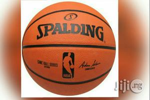 Spalding Basket Ball   Sports Equipment for sale in Lagos State, Surulere