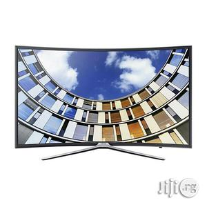 Brand New 43 Inches Lg Curve Led Tv With Years Warranty Written N Sign | TV & DVD Equipment for sale in Lagos State, Ojo
