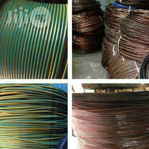 Copper Earthing Materials