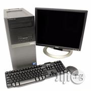 Desktop Dell 320 Gb Hdd Core 2 Duo 4 Gb Ram | Laptops & Computers for sale in Lagos State, Lekki Phase 2