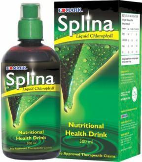 Edmark Splina Liquid Chlorophyll   Vitamins & Supplements for sale in Rivers State, Port-Harcourt