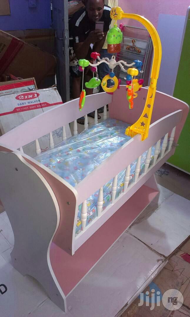 Infant Crib Bed