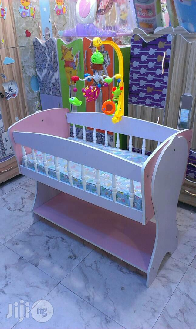 Infant Crib Bed | Children's Furniture for sale in Ikeja, Lagos State, Nigeria