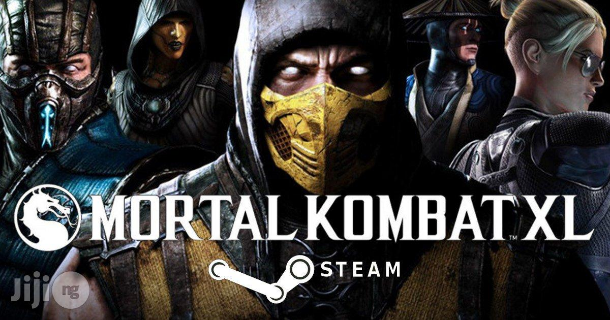 Mortal Kombat Xl for PC | Video Games for sale in Surulere, Lagos State, Nigeria