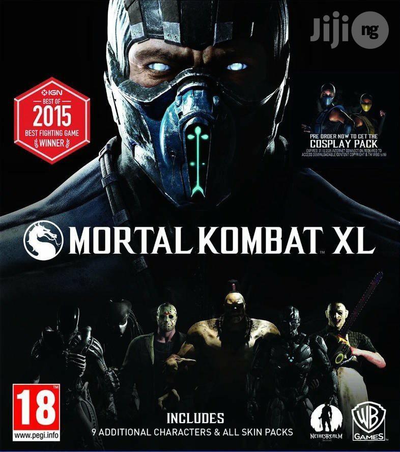 Mortal Kombat Xl for PC