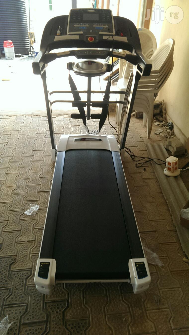 American Fitness 2.5HP Treadmill With Massager | Massagers for sale in Surulere, Lagos State, Nigeria