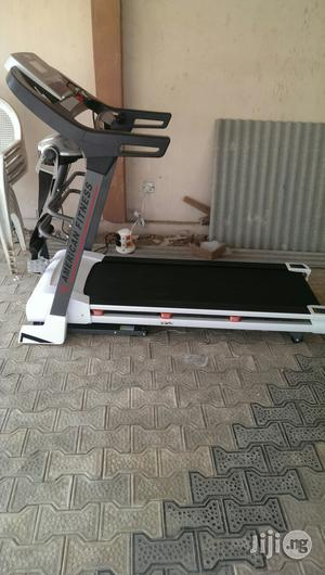 American Fitness 2.5HP Treadmill With Massager | Massagers for sale in Lagos State, Surulere