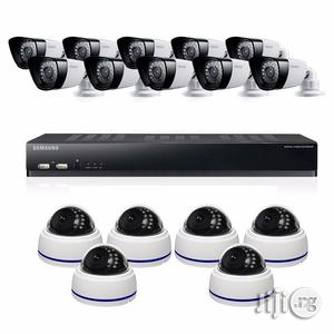 Tesotech AHD And IP Wireless CCTV Camera Installation   Building & Trades Services for sale in Lagos State, Ikeja