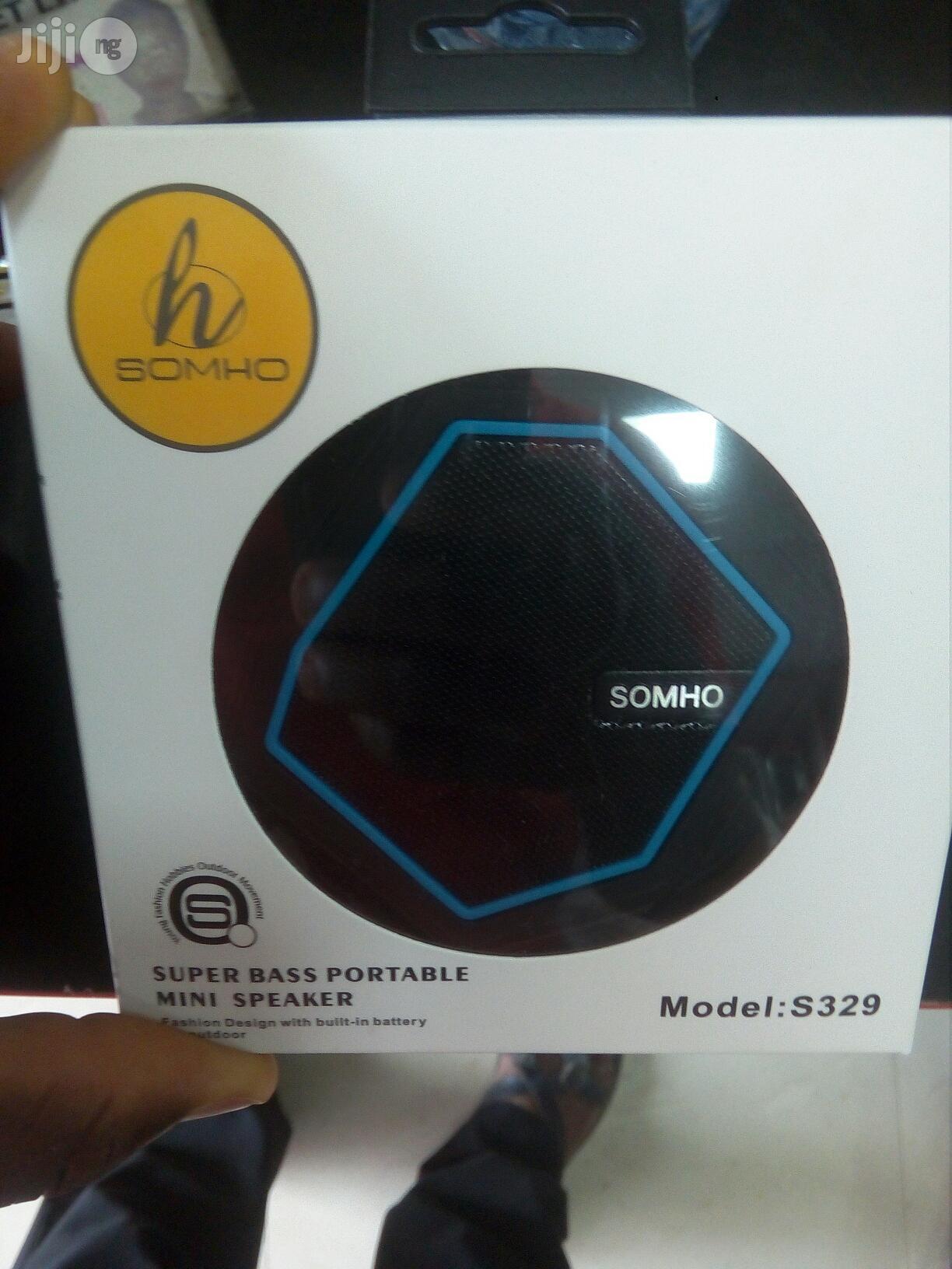 Somho Super Bass Portable Bluetooth Mini Speaker | Audio & Music Equipment for sale in Ikeja, Lagos State, Nigeria