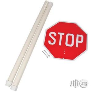 Super Grade Reflective STOP Sign | Vehicle Parts & Accessories for sale in Lagos State