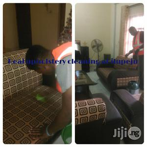 Master Carpet And Upholstery Cleaners | Cleaning Services for sale in Lagos State, Surulere