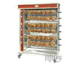 6 Bail Automatic Gas Chicken Roaster | Restaurant & Catering Equipment for sale in Lagos State, Ojo