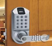 Biometric Fingerprint Keypad Lock Sales And Installation | Building & Trades Services for sale in Enugu State, Enugu