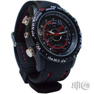 HD Camera Wrist Watch With Video Camera Recorder   Security & Surveillance for sale in Lagos State, Ikeja