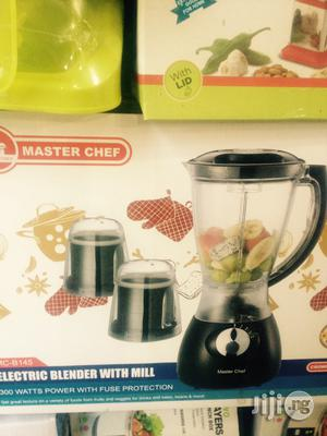 Master Chef Blender   Kitchen Appliances for sale in Abuja (FCT) State, Wuse