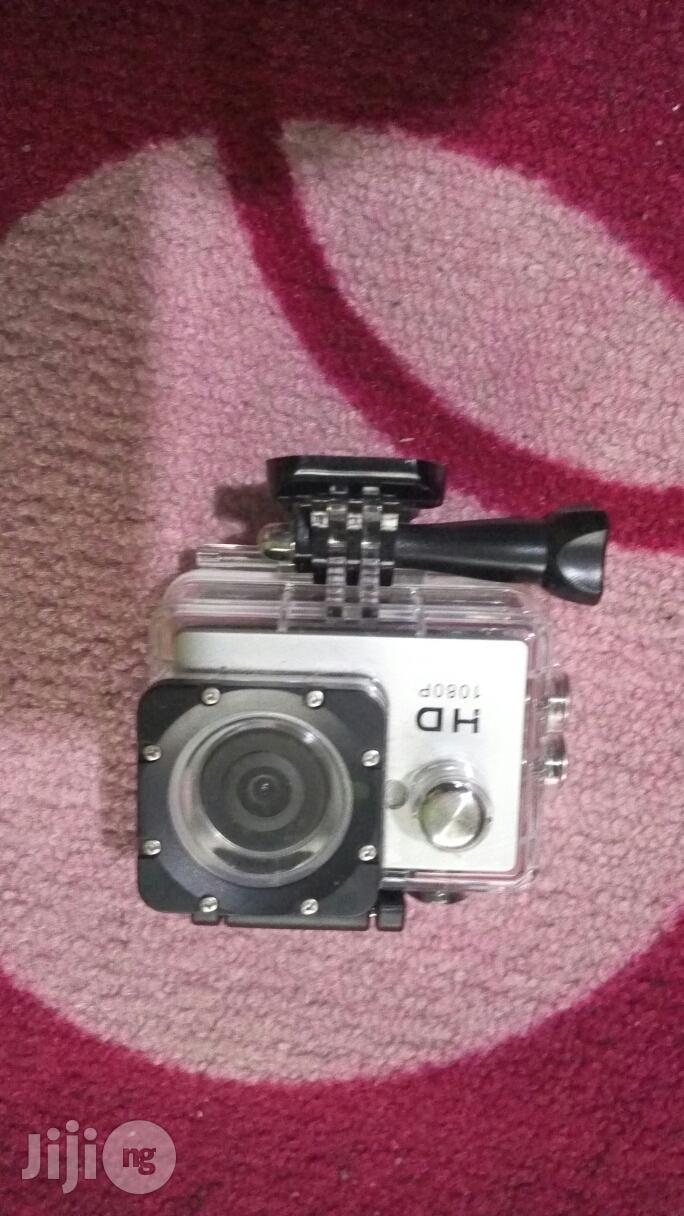 Gopro Action HD Camera 1080p/12mp-under Water Camera