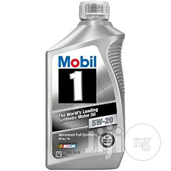 Mobil 1 44975 5W-20 Synthetic Motor Oil - 1 Quart