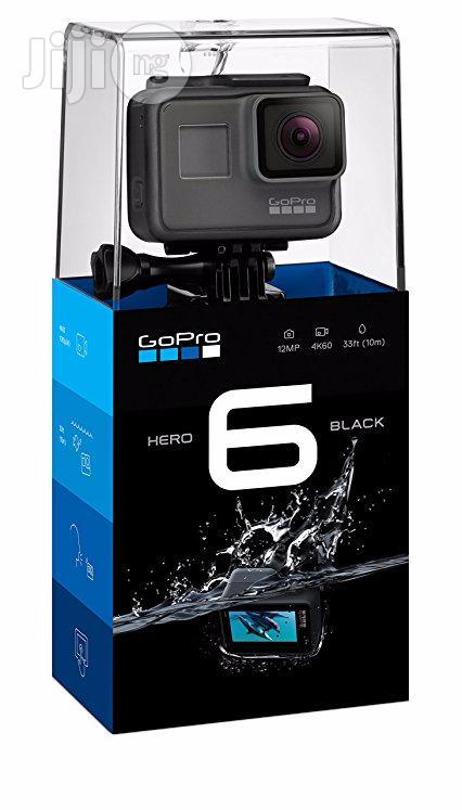 Gopro Hero 6 Black | Photo & Video Cameras for sale in Ikeja, Lagos State, Nigeria