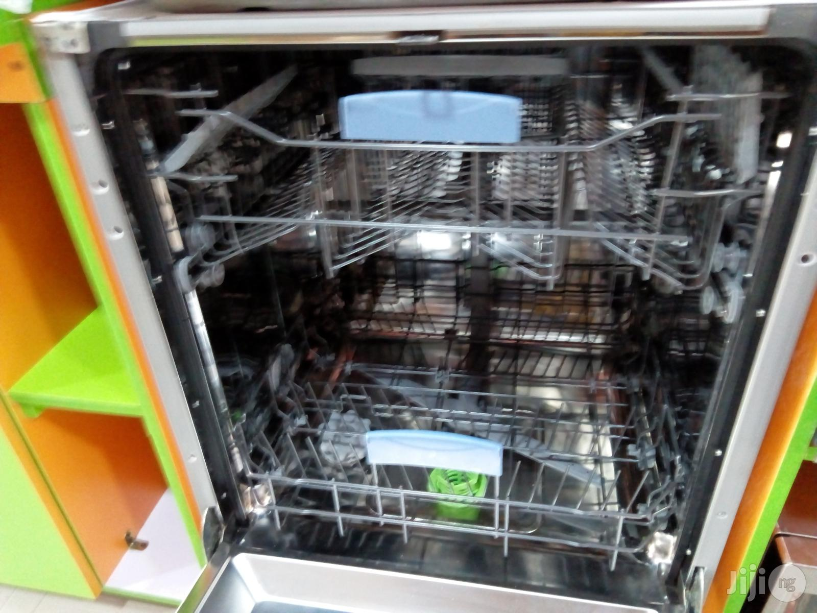 Sharp Dish Washer | Kitchen Appliances for sale in Ojo, Lagos State, Nigeria
