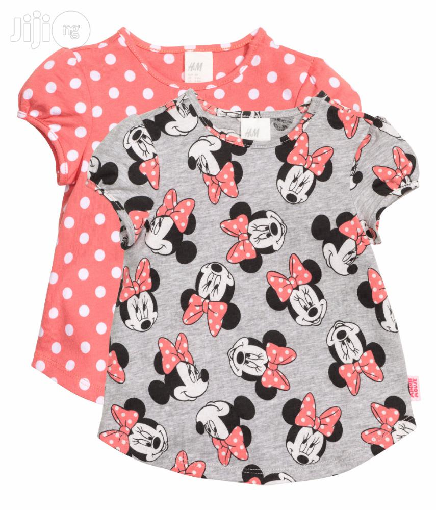 Minnie Mouse 2pck Tops