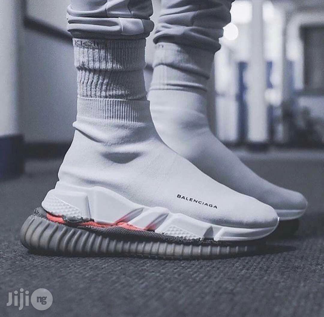 Balenciaga Sock Sneakers in Lekki