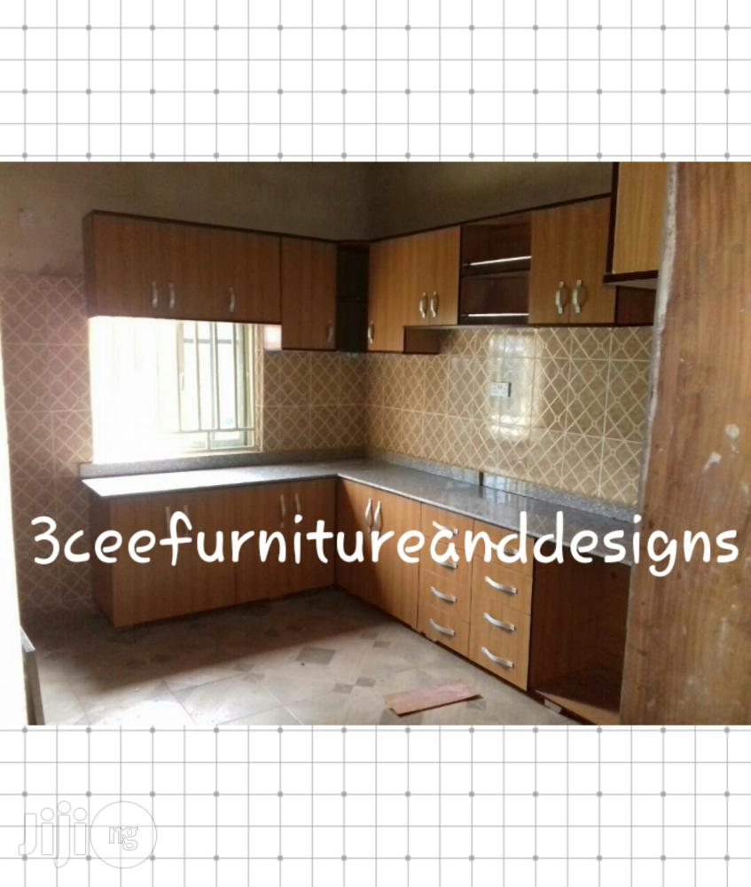 Quality Kitchen Cabinet Delivery Within 3 Working Days In Ajah Furniture Collins Chuks Jiji Ng For Sale In Ajah Buy Furniture From Collins Chuks On Jiji Ng