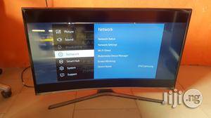 Samsung Smart Curved 40 Inches Led Tv | TV & DVD Equipment for sale in Lagos State, Ojo