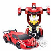 Super Deform Robot Remote Control Deformation Stunt Car | Toys for sale in Lagos State, Surulere