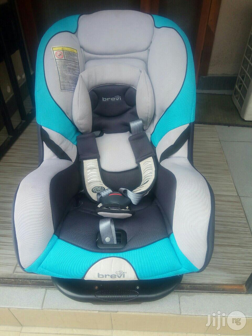 Tokunbo Bravo Convertible Toddler Baby Car Seat | Children's Gear & Safety for sale in Lagos State, Nigeria