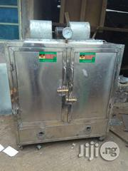 Stainless Interior And Exterior Smoking Kiln/Oven   Farm Machinery & Equipment for sale in Lagos State, Oshodi-Isolo