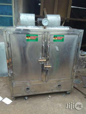 Stainless Interior And Exterior Smoking Kiln/Oven   Farm Machinery & Equipment for sale in Lagos State, Oshodi