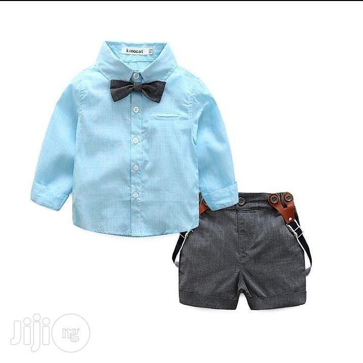 Cute Set For Boys